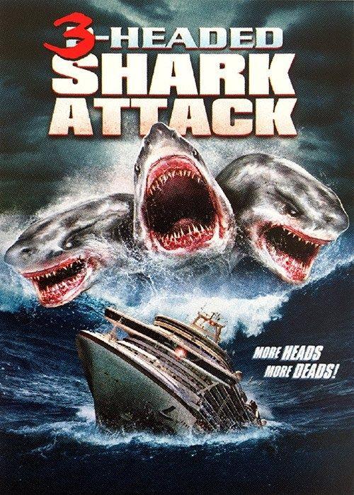 3-Headed Shark Attack (aka. Bitten)