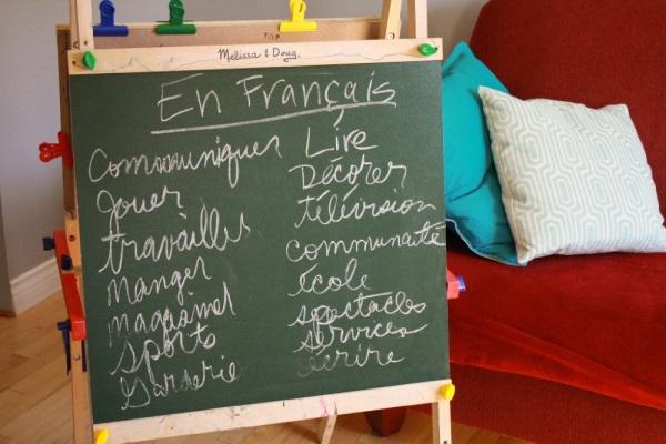En Francais SVP