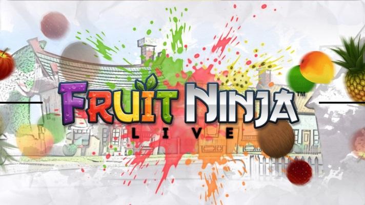 Fruit Ninja Live!