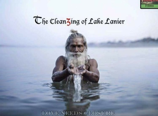 The Cleanzing of Lake Lanier
