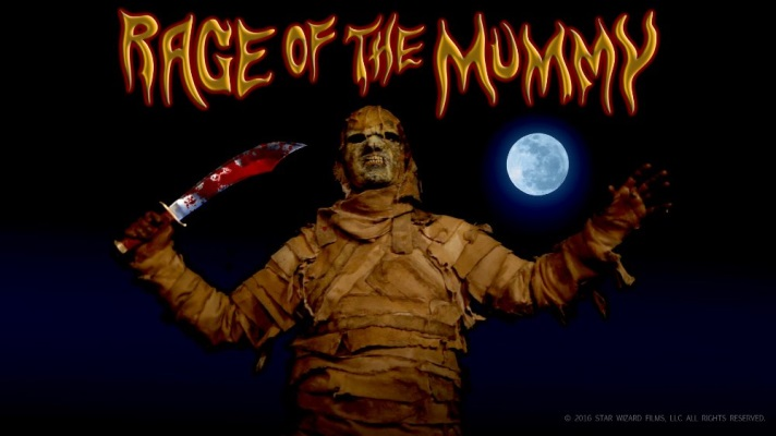 Rage of the Mummy