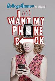 I Want My Phone Back