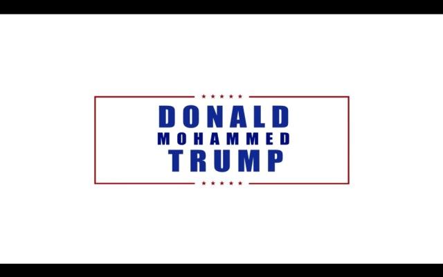 Donald Mohammed Trump