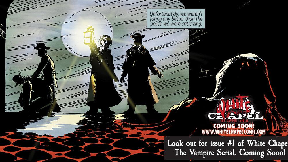 White Chapel (Comic Short Story)