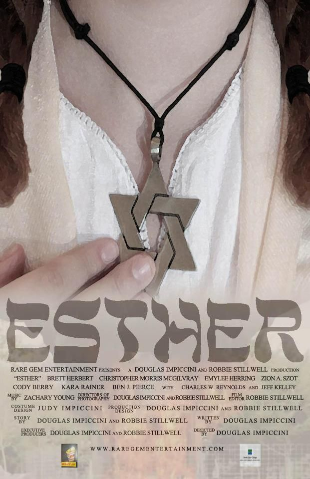 Esther: Never Again