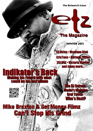 ETZ The Magazine (Online Entertainment Magazine 2009, 2013)
