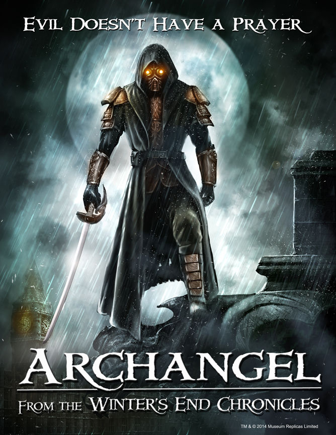 Archangel from the Winter's End Chronicles - Episode I