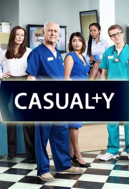 "Casualty: ""Scars and Nightmares"""