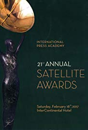 The 21st Annual Satellite Awards