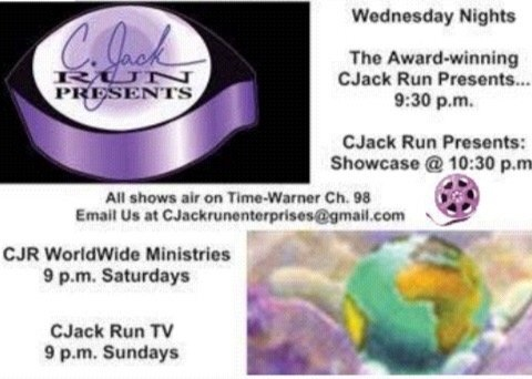 CJack Run Network Presents: Visionary Minds