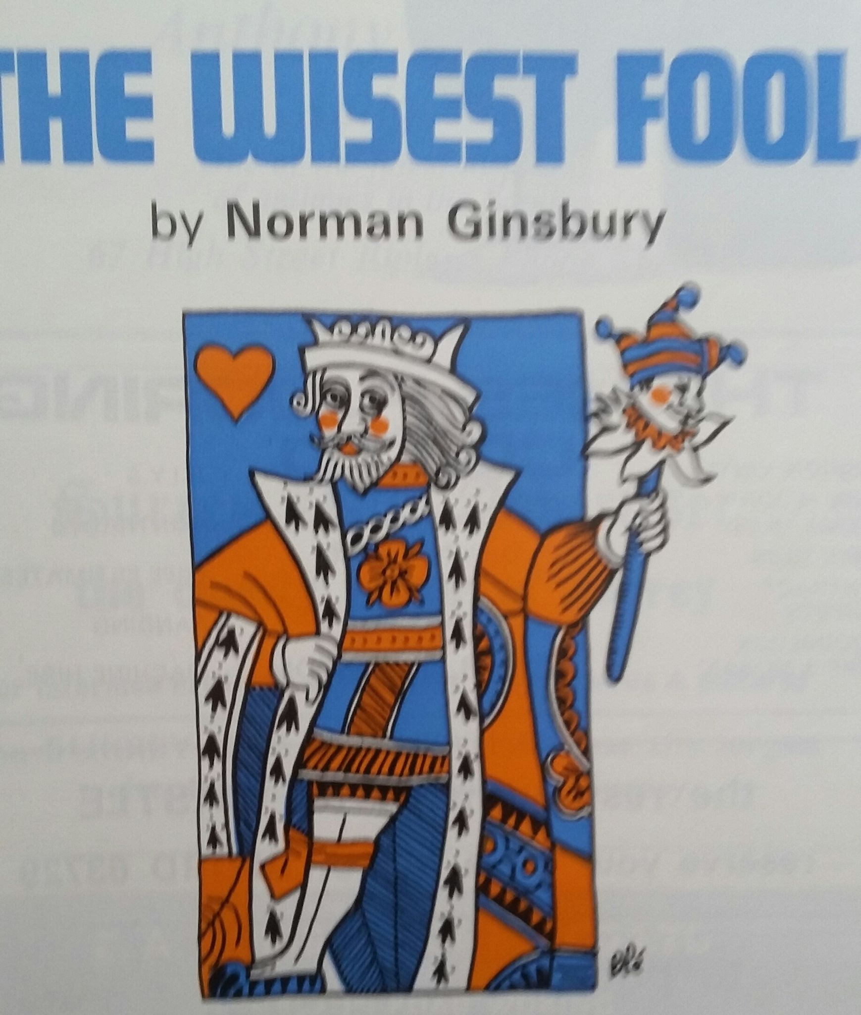 The Wisest Fool