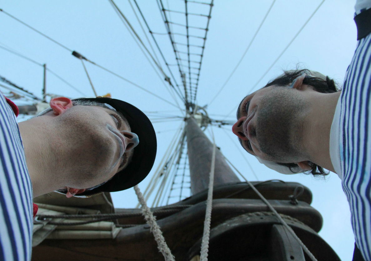 Soñeneros (Dreamy Sailors)