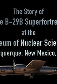 B-29 Superfortress at the National Museum of Nuclear Science & History