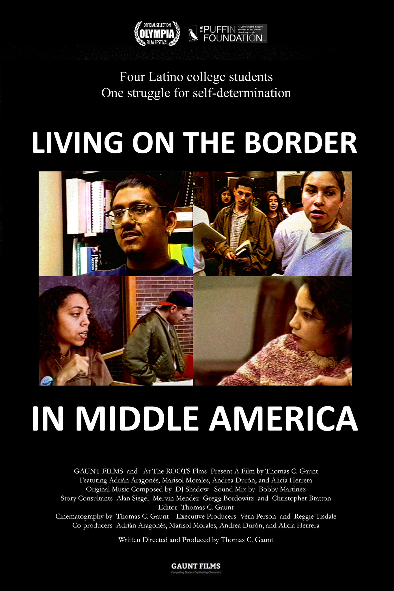 LIVING ON THE BORDER: IN MIDDLE AMERICA