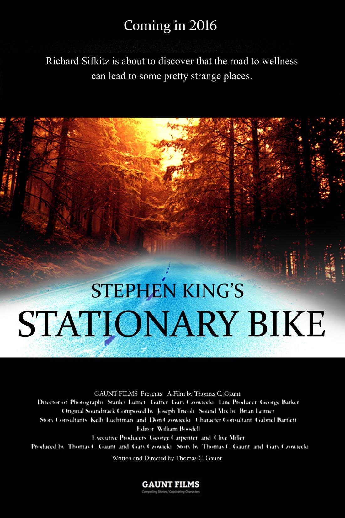 STATIONARY BIKE (in development)