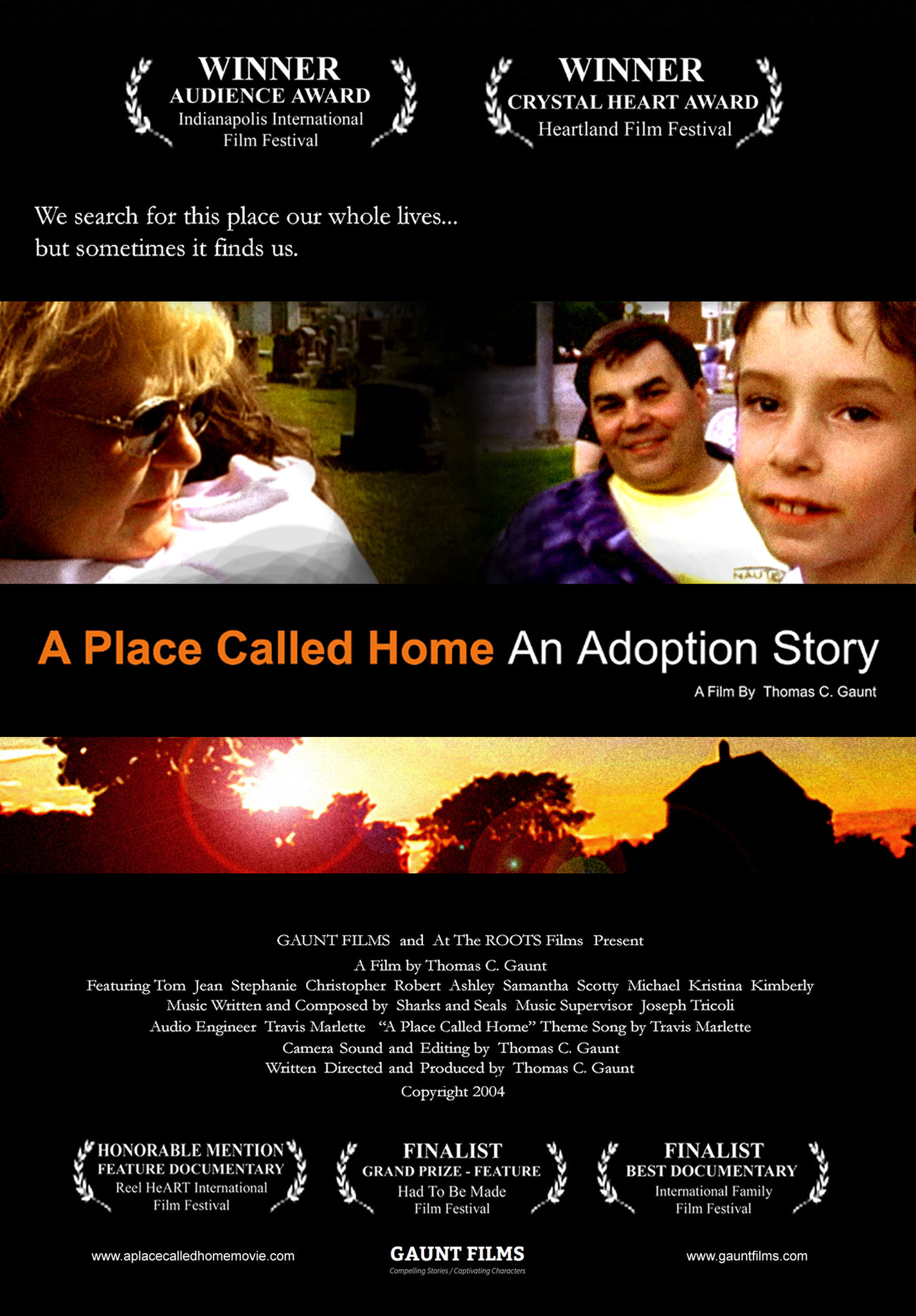 A PLACE CALLED HOME: AN ADOPTION STORY