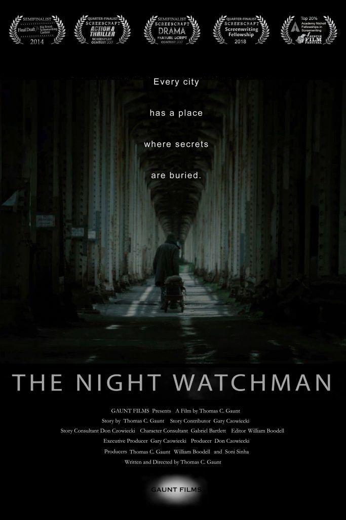 THE NIGHT WATCHMAN (in development)