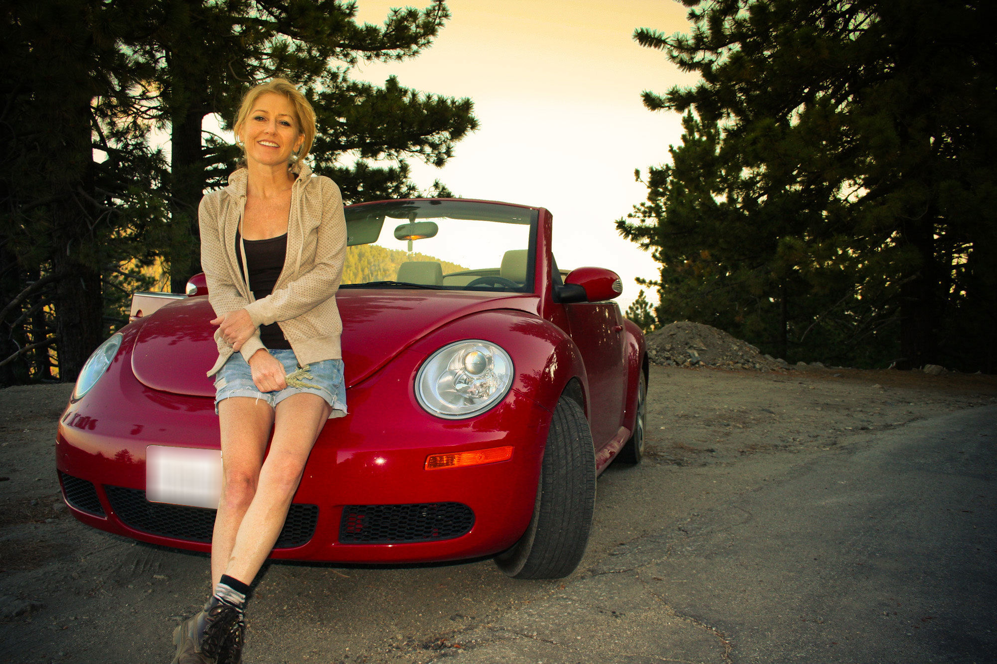 VW Stories : The California Adventure