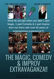 The Magic, Comedy & Improv Extravaganza Promo