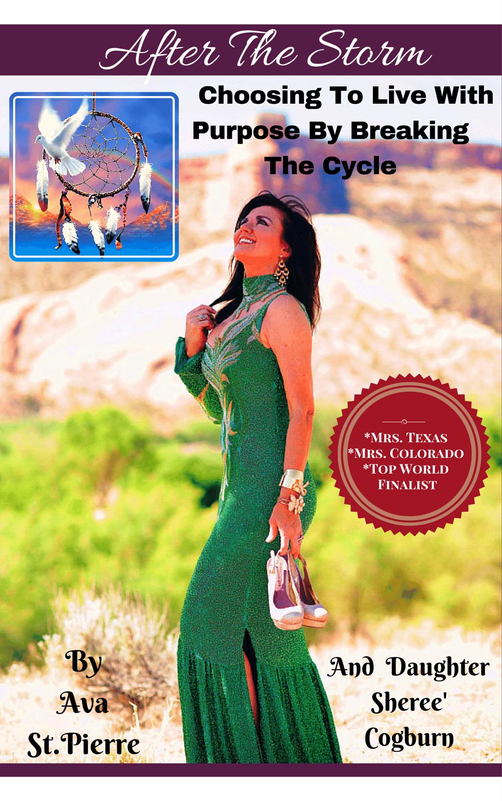 http://www.blogtalkradio.com/lifelessonsnetwork/2015/04/17/ava-pierre-cogburn-shares-her-life-lessons