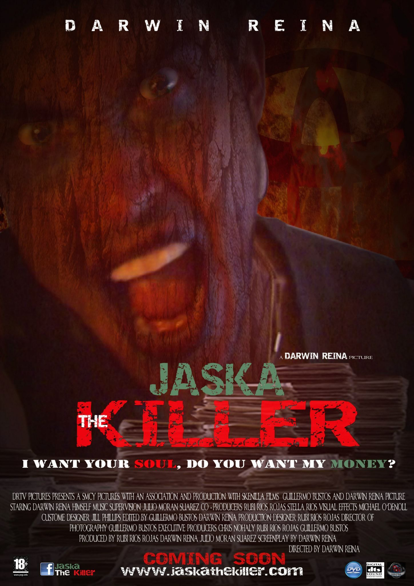 JASKA THE KILLER