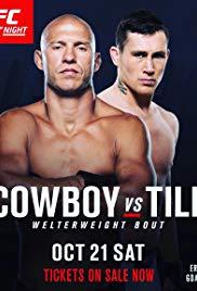 UFC Fight Night: Cerrone vs. Till