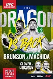 UFC Fight Night: Brunson vs. Machida