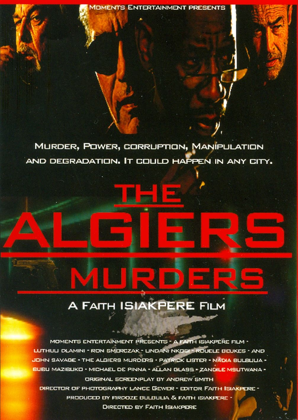 Algiers Murders