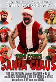 Here Comes Santa Claus: A Comedic Action Short