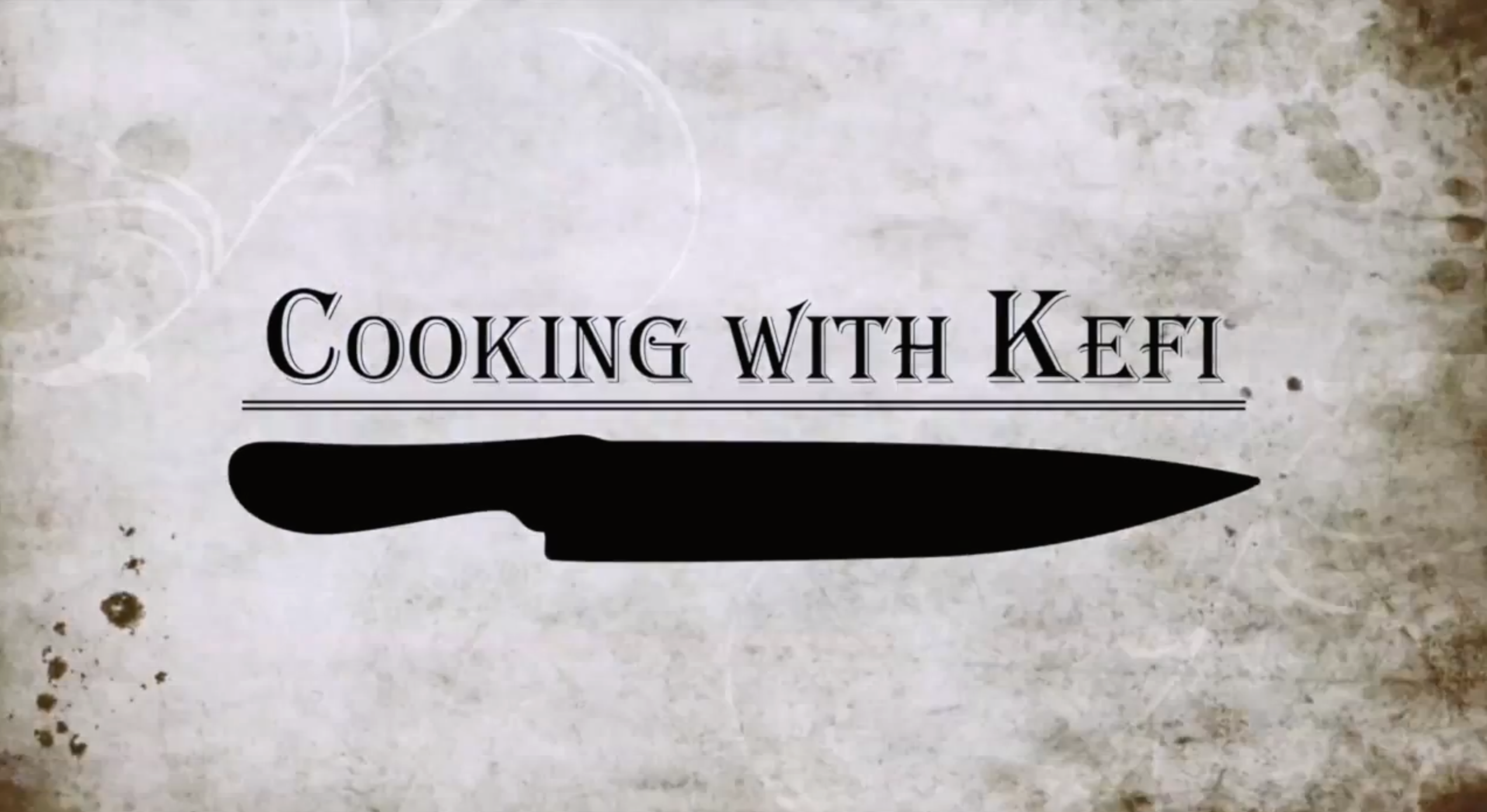 Cooking with Kefi