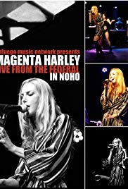 Magenta Harley Live from The Federal in NoHo