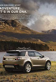 Land Rover; The all new discovery sport 2018