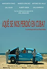 ¿Qué se nos perdió en Cuba?
