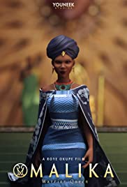 Malika - Warrior Queen Pilot