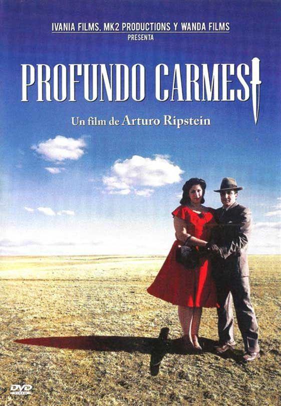 Profundo Carmesí (Deep Crimson)