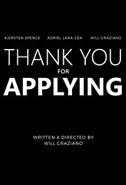 Thank You for Applying