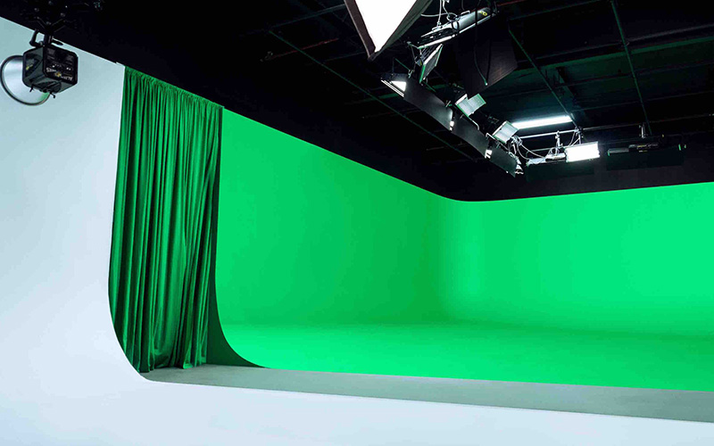 Peerspace Locations: Green Screen